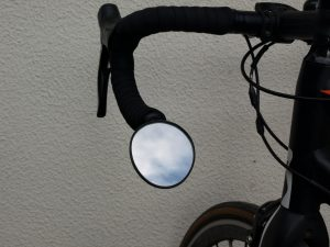 lusterko rowerowe AJS